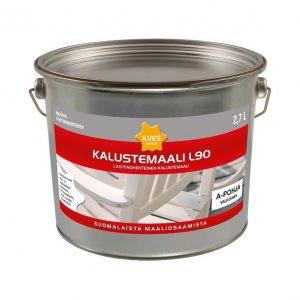 Ilves Kalustemaali L90 Sävytettävä kirkas