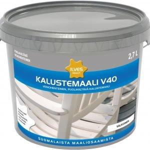 Ilves Kalustemaali V40 Valkoinen