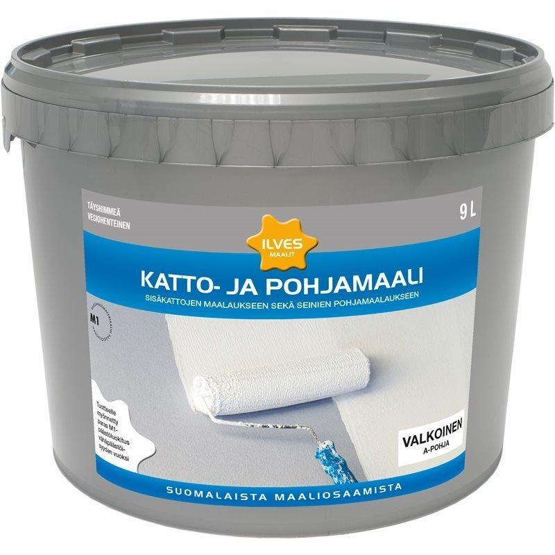 Ilves Katto- ja Pohjamaali Valkoinen