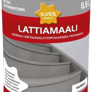 Ilves Lattiamaali Harmaa
