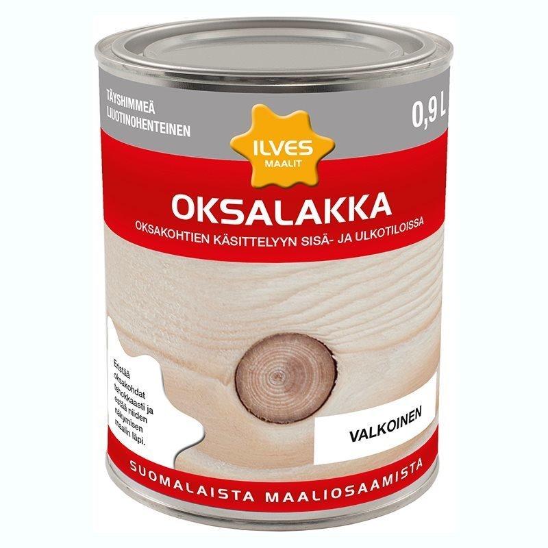 Ilves Oksalakka Valkoinen