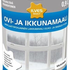Ilves Ovi- Ja Ikkunamaali Valkoinen