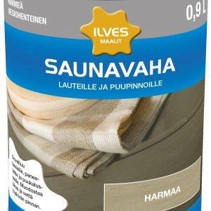 Ilves Saunavaha Harmaa