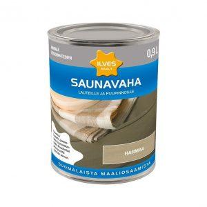 Ilves Saunavaha väritön Harmaa