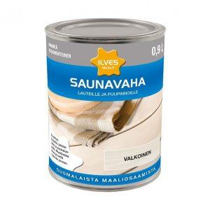 Ilves Saunavaha väritön Maalarinvalkoinen