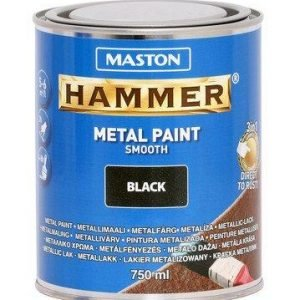 Maston Hammer 750 Ml Sileä Maali