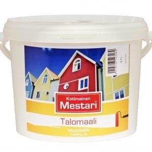 Mestari Kotimainen Talomaali Valkoinen
