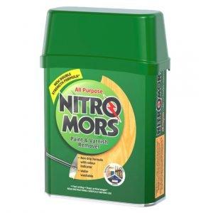 Nitromors 750 Ml Vesipestävä Maalinpoistoaine