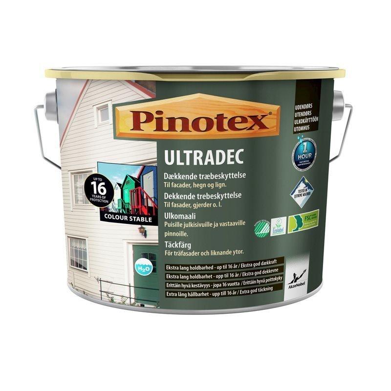 Pinotex Pintamaali V Musta