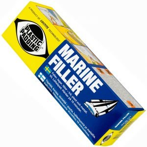 Plastic Padding Marine Filler 130 Ml