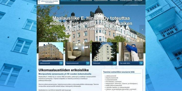 Maalausliike Hinkka E. Oy