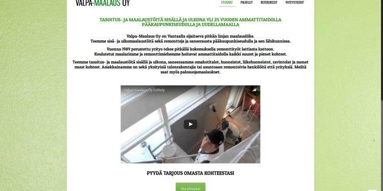 Valpa-Maalaus Oy